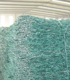 Road Railway Highway Tunnel를 위한 Gabion Wire Mesh PVC Coated 또는 Hot Dipped Gavlanized