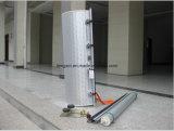 Obturateur en aluminium de rouleau de vente chaude