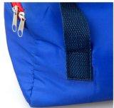 Sac en nylon personnalisé de refroidisseur du sac 190d Oxford de pique-nique de traitement de sac de déjeuner