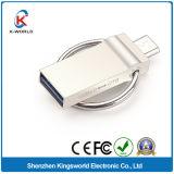 USB de alta velocidade 3.0 de 32GB OTG