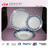 Nuevo platillo del Dishware de la taza del Dishware de la placa del Dishware de China de hueso de la nueva llegada