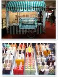 Popsicle 304 нержавеющей стали мороженного тележек/ручки и тележка мороженного