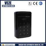 Veze automático de puertas corredizas de vidrio de acceso Teclado de Control