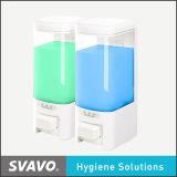 Gel douche Dispenser Wall Mounted et Refillable (V-8102) de Soap Dispenser de shampooing