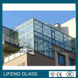 Vetro Basso-e funzionale di vetratura doppia di qualità per l'edificio per uffici