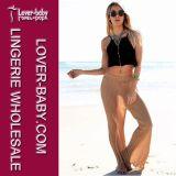 Купальный костюм Swimwear платья верхних частей туники женщин (L38317-1)