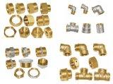 Hex de cobre amarillo Cap Fitting (A. 0211)