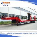 Reboque de serviço público Flatbed personalizado alta qualidade do transportador do estaleiro