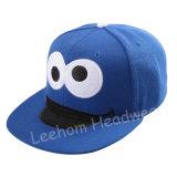 Chapeau plat de Fiftted de bord d'ère neuve de Snapback pour des enfants