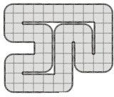 24 Spoor van de Baan RC van de Auto RC van Sqm Kyosho Tamiya Firelap het Mini