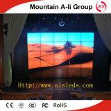 Affichage à LED polychrome d'intérieur visuel du mur HD de P6 LED