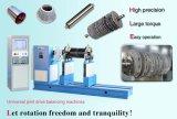 Movimentação de equilíbrio da extremidade da máquina do rotor do motor