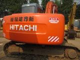 Venta caliente usada del excavador de la correa eslabonada de Hitachi Ex120-3