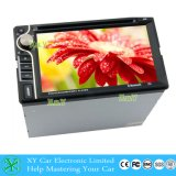 Xy D3062 FM와 GPS를 가진 6.2inch Car DVD Player