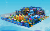 Popular Ocean Theme Indoor Soft Playground for Children (A-15228)
