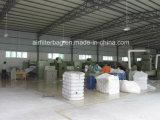 Medios de filtro antiestáticos del fieltro de la aguja del poliester (filtro de aire)