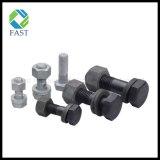 Boulon d'acier inoxydable de prix usine/acier du carbone et noix/boulon normal d'hexa de dispositif de fixation