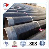 Kohlenstoffstahl-Rohr API5l Gr. B X42/52/60/65/70 des External-3lpe 3lpp Fbe beschichtendes überzogenes