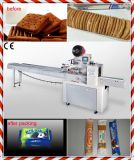 Kissen Type Biscuit/Cookies/Bread/Cake/Chocolate/Swiss Roll/Mooncake/Dorayaki/Cracker/Rice Bar/französisches Bread (Brötchen) Packaging Machine (ZP-100 Series)