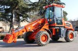 세륨을%s 가진 망원경 Boom Small Wheel Loader (HQ915T)