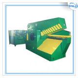 Máquina de estaca hidráulica do metal de folha
