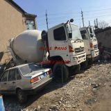 [6كبم] يمزج شاحنة من [إيسوزو] إشارة يستعمل خلّاط شاحنة