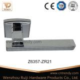 Het eenvoudige Handvat van de Hefboom van de Deur van de Neus van Elephone van de Stijl Binnenlandse Houten (Z6346-ZR17)