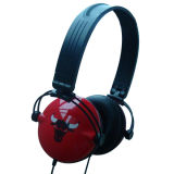 Fördernde Geschenk-kundenspezifischer faltbarer Computer-Stereolithographie-Kopfhörer