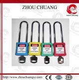 Padlock безопасности Xenoy сережки нержавеющей стали 76mm длинний