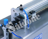 Macchina di rifornimento semiautomatica del pistone, macchina di rifornimento dello sciampo