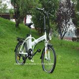 20inch, das elektrisches Fahrrad mit preiswertem Preis faltet