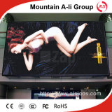 P8 DIP Outdoor Full Color LED Display Board für Advertizing
