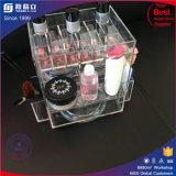 Vervaardiging van China paste het Acryl Spinnen van de Toren van de Lippenstift aan
