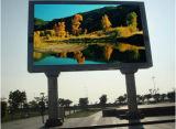 P10 Digitaces al aire libre que hacen publicidad de la tablilla de anuncios con coste barato