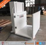 L'elevatore di sedia a rotelle verticale alta tecnologia/l'elevatore/handicappati domestici alzano le parti