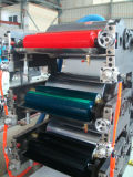 Full-Auto 3 Color Printing Table Tissue Serviette Making Machine