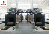 骨灰磁器のテーブルウェアまたはGiftwareのためのトンネルキルン