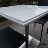 인공적인 대리석 단단한 지상 커피용 탁자 & 식탁 (61005)