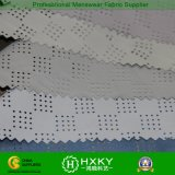Tela polivinílica perforada con revestido para la ropa