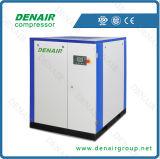 Compresor de aire silencioso del tornillo de 5 M3/Min para la venta