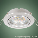 Lampada messa registrabile Downlight del soffitto di vendita calda dal commercio all'ingrosso del fornitore