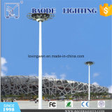 15/18/20/25/35m LED/HPS Flut-Lampen-Stahlpole-hohe Mast-Beleuchtung (BDG87)