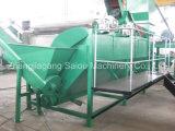Zhangjiagang botella de residuos de polietileno de alta densidad Equipo Lavadora