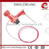 Uso universal do fechamento da válvula do único braço para todos os tipos válvulas