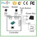 De nieuwe Waterdichte RFID Lezer van de Aankomst 12V Wiegand 34 het Formaat van de Output