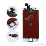 1 Garantie-ursprünglicher Touch Screen LCD für iPhone 5 Abwechslung 5s