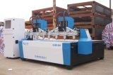 Máquina de gravura da libra Libo para o Woodworking