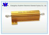 Rx600 유형 Alluminum 쉘 Underpan Installating 철사 부상 저항기