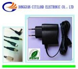 5W VDE Plug AC/DC Adapter Black