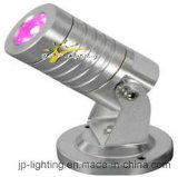projecteur de jardin de 1W 12V DEL avec la base (JP83511-H)